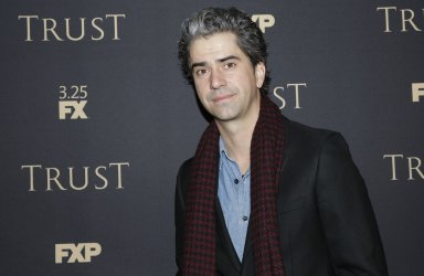 Hamish Linklater at the 2018 FX Annual All-Star Party