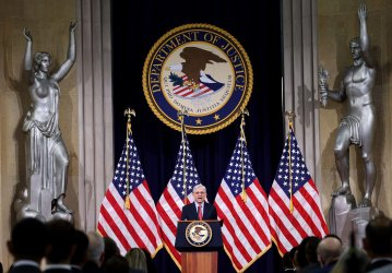 Attorney General Garland Gives Policy Address On Domestic Terrorism