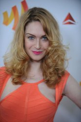 Jamie Clayton attends the 23rd annual GLAAD Media Awards in Los Angeles