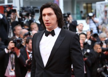 Adam Driver attends the Cannes Film Festival
