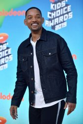 Will Smith attends Kids' Choice Awards 2019
