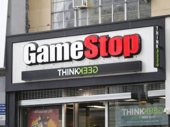 GameStop Shares Climbing on the NYSE