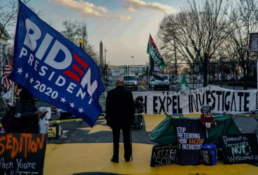 Washington D.C. celebrates the inauguration of Joe Biden as the 46th President of the United States