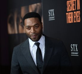 """Chiwetel Ejiofor attends """"Secret In Their Eyes"""" premiere in Los Angeles"""