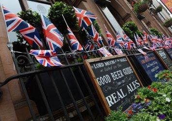 Queen Elizabeth II's Diamond Jubilee Celebrations in London