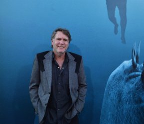 """Robert Taylor attends """"The Meg"""" premiere in Los Angeles"""