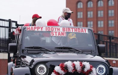 Stan Musial 100th Birthday Celebration