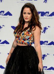 Jenelle Evans attends the 2017 MTV Video Music Awards in Inglewood, California