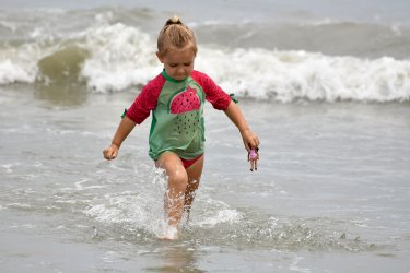 Florida Beaches Opening Following Covid Threat