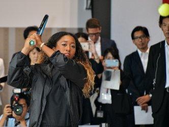 US Open Champion Naomi Osaka Arrives Back in Japan
