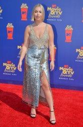 Serena Kerrigan attends the MTV Movie & TV Awards in Santa Monica, California