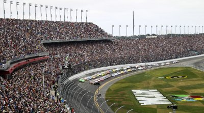 NASCAR Sprint Cup Series at Daytona