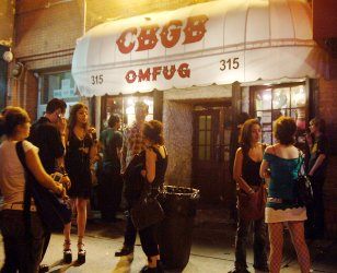 CBGB LEASE NOT RENEWED AFTER 32 YEARS