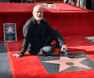 Ryan Murphy honored with star on Hollywood Walk of Fame in L.A.