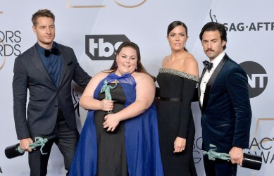 This Is Us' wins award at the 25th annual SAG Awards in Los Angeles