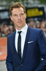 Benedict Cumberbatch attends 'The Imitation Game' premiere at the Toronto International Film Festival