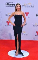 Claudia Vergara attends the Billboard Latin Music Awards in Las Vegas
