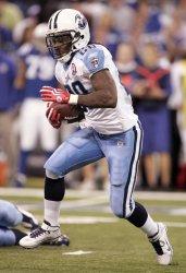 Titans Johnson Runs Against Colts