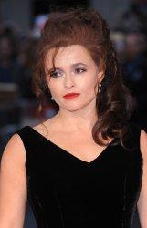 Helena Bonham Carter attends a screening of 'Suffragette' in London