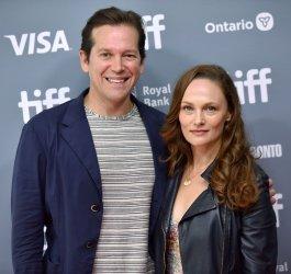 Joe Shrapnel attends 'Seberg' photocall at Toronto Film Festival