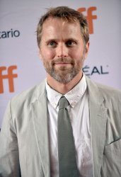 Gabriel Rhodes attends 'And We Go Green' premiere at Toronto Film Festival