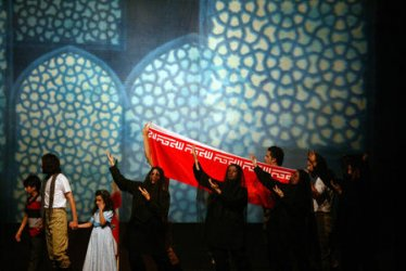 IRAN'S SUITE SYMPHONY ORCHESTRA PERFORMS TO MARKING THE SACRED DEFENSE WEEK IN TEHRAN