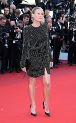 Robin Wright attends the Cannes Film Festival