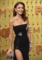 Bethenny Frankel attends Primetime Emmy Awards in Los Angeles