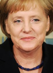 President Obama Meets With German Chancellor Merkel at White House