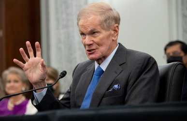 Bill Nelson NASA Administrator Nomination Hearing in Washington, DC