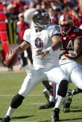 San Francisco 49ers vs Baltimore Ravens
