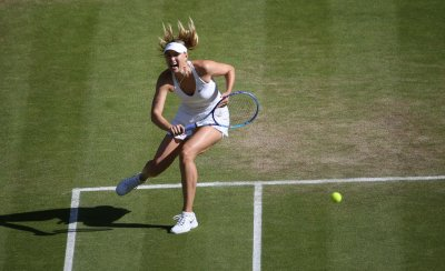 Day Nine of 2015 Wimbledon Championships in London