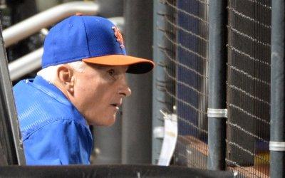 New York Mets Terry Collins