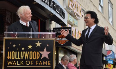 Andy Madadian receives star on Hollywood Walk of Fame in Los Angeles