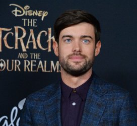 """Jack Whitehall attends """"The Nutcracker and the Four Realms"""" premiere in Los Angeles"""