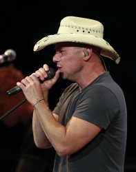 Kenny Chesney in Concert at Reliant Stadium in Houston