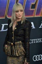 "Pom Klementieff attends ""Avengers: Endgame"" premiere in Los Angeles"