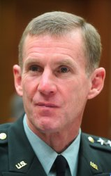 Army Gen. McChrystal testifies in Washington