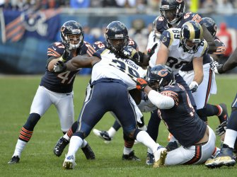 St. Louis Rams vs. Chicago Bears