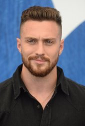 Aaron Taylor- Johnson attends a photo call for Nocturnal Animals at the 73rd Venice Film Festival in Venice