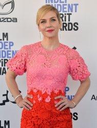 Rhea Seehorn attends the Film Independent Spirit Awards in Santa Monica