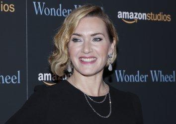 Kate Winslet at 'Wonder Wheel' screening