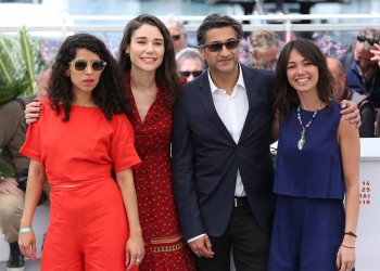 "The team from ""Diego Maradona"" attends the Cannes Film Festival"