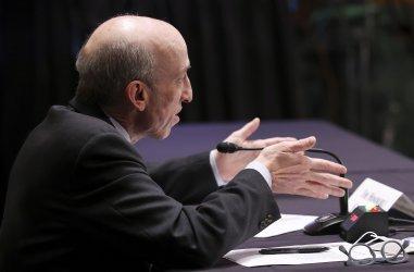 U.S. Senate Banking Committee examines the SEC in Washington