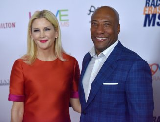 Byron Allen attends Race to Erase MS gala in Beverly Hills