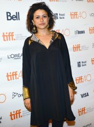 Alia Shawkat attends 'Into The Forest' premiere at the Toronto International Film Festival