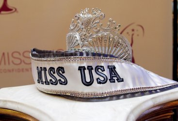 Miss USA crowning ceremony in New York