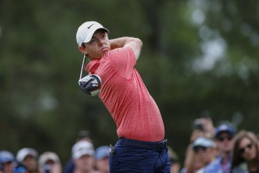 Final Round of the Wells Fargo Championship in Charlotte