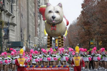 90th Macy's Thanksgiving Day Parade