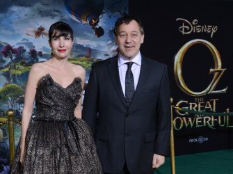 "Sam Raimi and wife Gillian attend ""Oz The Great and Powerful"" premiere in Los Angeles"